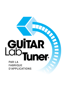 The Guitar Tuner App Logo